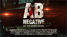 Imageynation start VFX on AB Negative